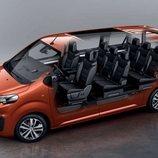 Peugeot Traveller Business, la experta en pasajeros