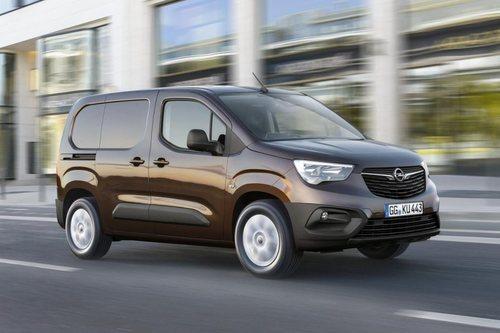 Opel Combo Cargo 2018, la alternativa para carga