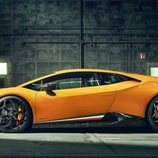 El Lamborghini Huracán Performante de Novitec