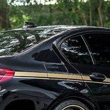 Manhart transformó un BMW M5