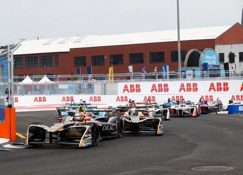 La FórmulaE culminó su cuarta temporada en Nueva York
