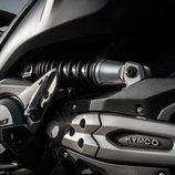 Nueva Kymco AK 550