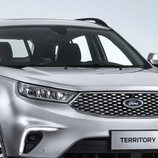 Ford Territory 2019, solo para China
