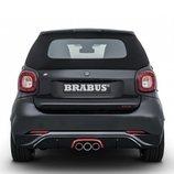Brabus 125R, una edición muy especial del Smart Fortwo