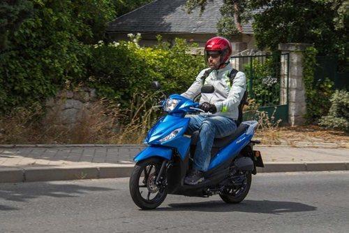 Ya está aquí el nuevo Suzuki Address 2018