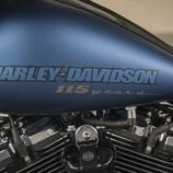 Harley-Davidson Ultra Limited 115º Aniversario