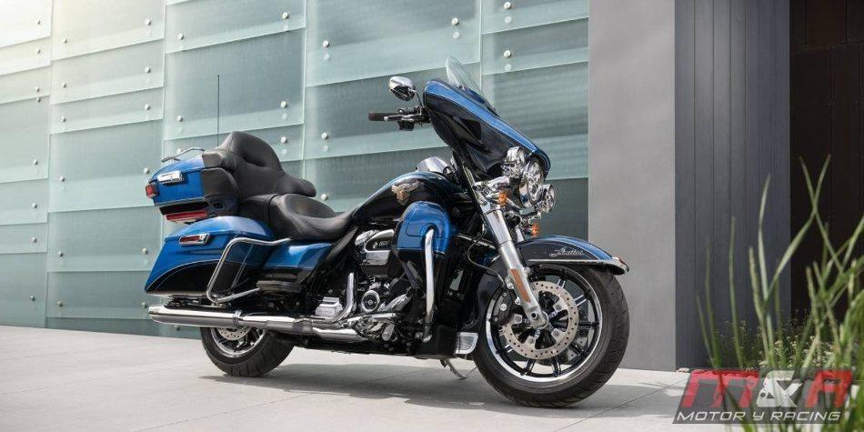 Harley-Davidson Ultra Limited 115º Aniversario