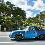 Los Porsche 356 que sobreviven en Cuba