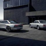 El Peugeot e-LEGEND CONCEPT