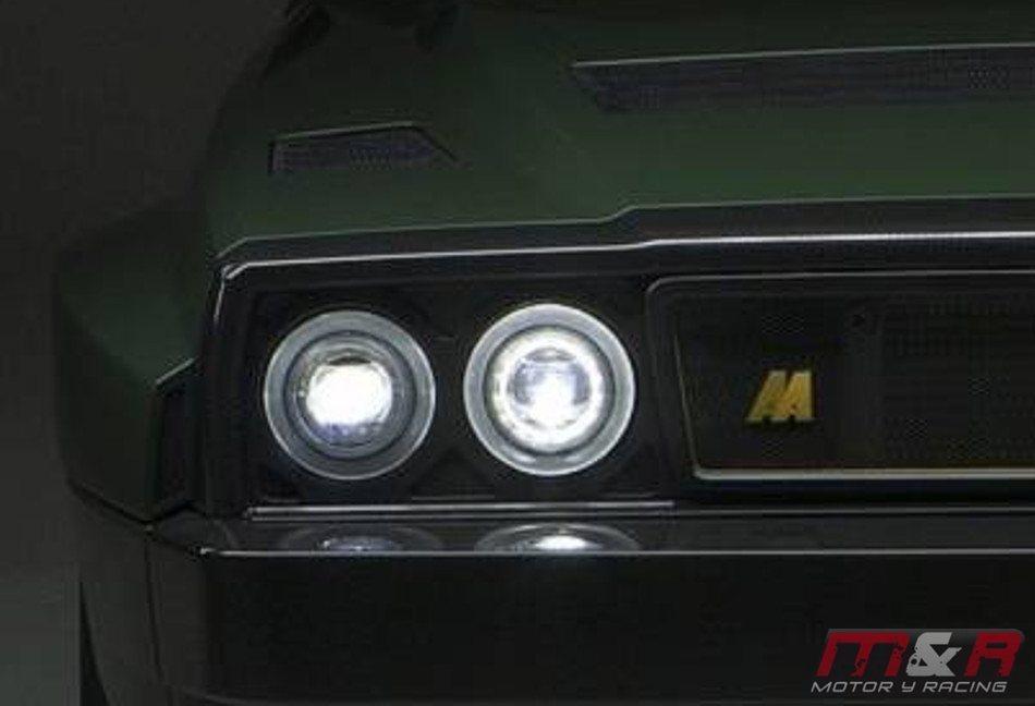 Lancia Delta by Automobili Amos