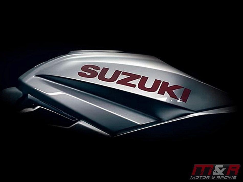 Llega la nueva Suzuki Katana 2019
