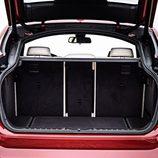 BMW X4: Maletero