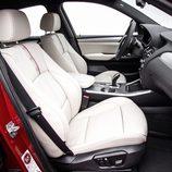 BMW X4: Interior