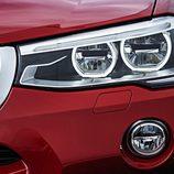 BMW X4: Faro