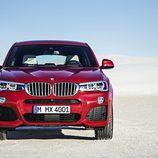 BMW X4: Frontal
