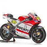 Ducati Desmosedici GP14 'Open' de Crutchlow