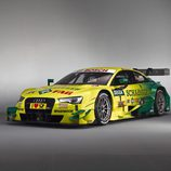 Frontal Audi RS5 DTM de Mike Rockenfeller