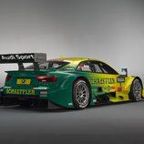Trasera Audi RS5 DTM de Mike Rockenfeller