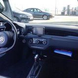 Volkswagen XL1: Tablero de abordo