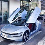 Volkswagen XL1: Frontal