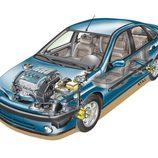 Renault Laguna I Fase II: Radiografía