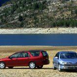 Renault Laguna I Fase II: Foto de familia