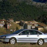 Renault Laguna I Fase II: Comodidad para viajar