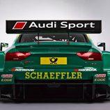 Trasera del Audi RS5 DTM de Rockenfeller