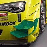 Detalle óptica y aletines Audi RS5 DTM
