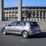 Volkswagen e-Golf lateral trasera