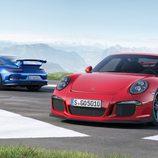 Porsche 911 GT3 carrocería 991
