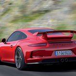 Porsche 911 GT3 (991) - zaga