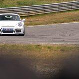 Porsche 911 GT3 (991) - en pista