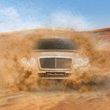 Teaser próximo Bentley SUV