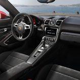Porsche Boxster GTS 2014 - interior