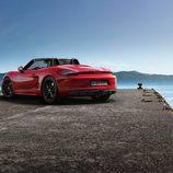 Porsche Boxster GTS 2014 - tres cuartos trasera