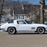 Chevrolet Corvette Stingray 1967 - lateral