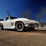 El Chevrolet Corvette Stingray perdido