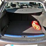 Seat León ST: Maletero modulable sin doble fondo, visto de frente