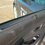 Seat León ST:Detalle cortinilla integrada en puerta