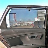 Seat León ST: Cortinilla desplegada