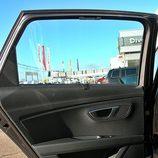 Seat León ST: Cortinilla sin desplegar