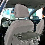 Seat León ST: Detalle bandeja