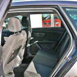 Seat León ST: Detalle interior trasero
