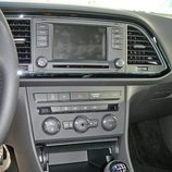 Seat León ST: Consola central