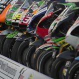 Las MotoGP de la temporada 2014
