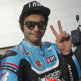 Danilo Petrucci en el GP Catar
