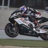 Broc Parkes sumó sus primeros puntos en MotoGP