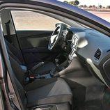 Seat León ST: Interior desde el lado pasajero