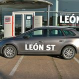 Seat León ST: Lateral